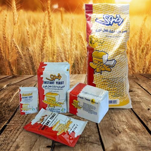 ارتقاء کیفیت محصولات خمیرمایه رضوی در سال جهش تولید